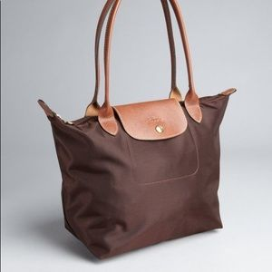 Longchamp Le Pliage Brown